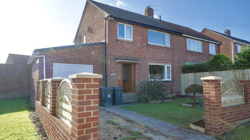 3 Bedrooms Semi Detached House for sale in COLWELL ROAD, Shiremoor