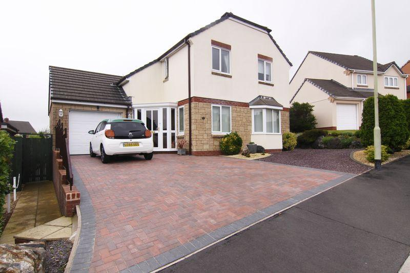 4 Bedrooms Detached House for sale in Hunters Gate, Okehampton