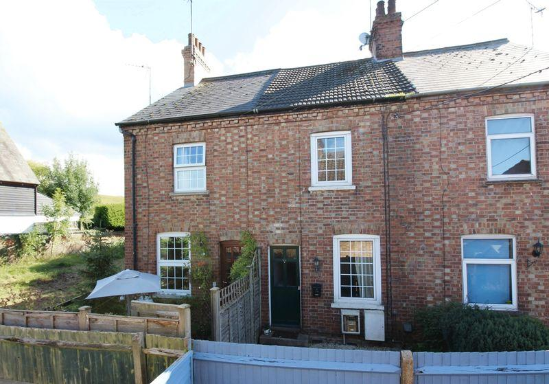 2 Bedrooms Terraced House for sale in Chalton