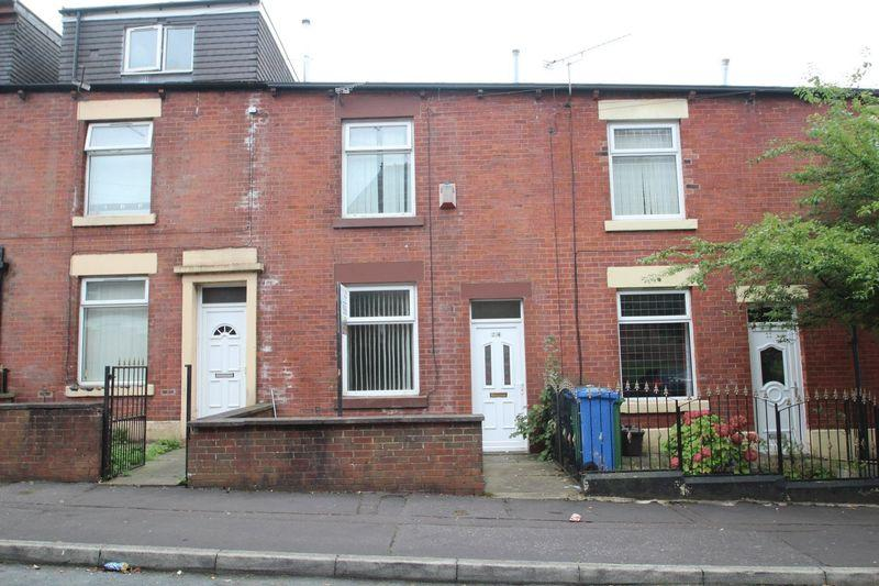 2 Bedrooms Terraced House for sale in St Peters Street, Rochdale OL16 5NW