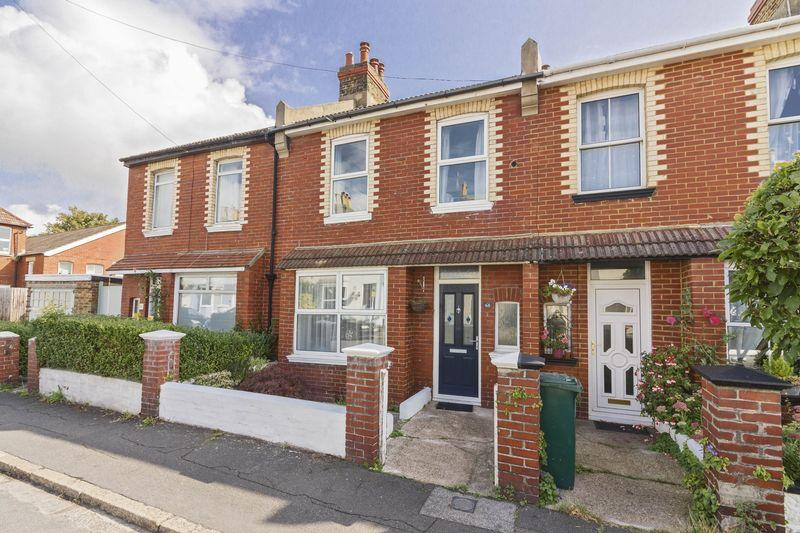 2 Bedrooms Terraced House for sale in Abinger Road, Portslade