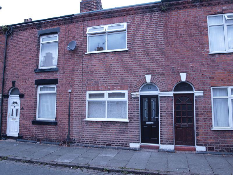 2 Bedrooms Terraced House for sale in Verdin Street, Northwich, CW9 7BX