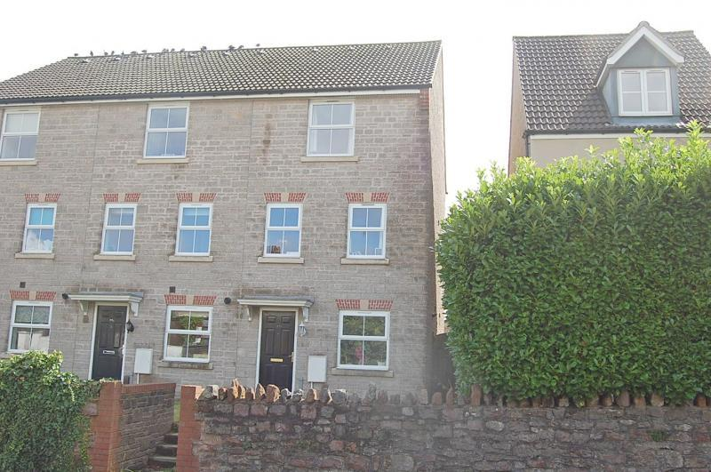 4 Bedrooms End Of Terrace House for sale in Long Ashton