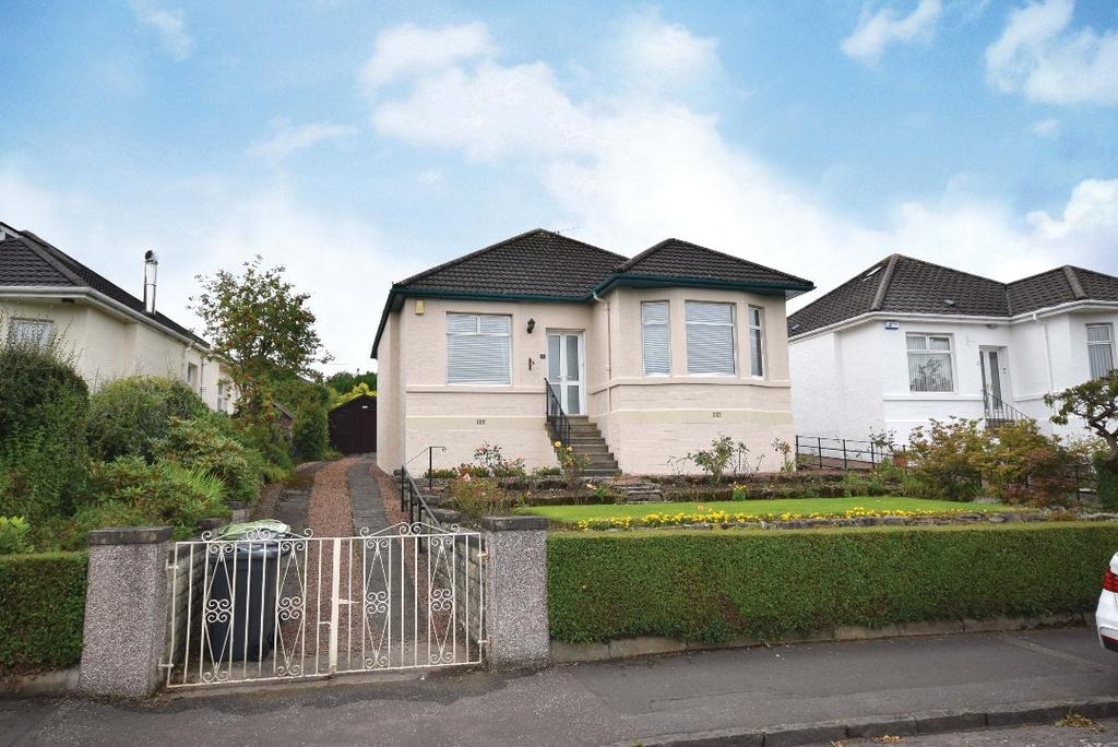 2 Bedrooms Detached Bungalow for sale in Stamperland Drive, Clarkston, Glasgow, G76 8HD