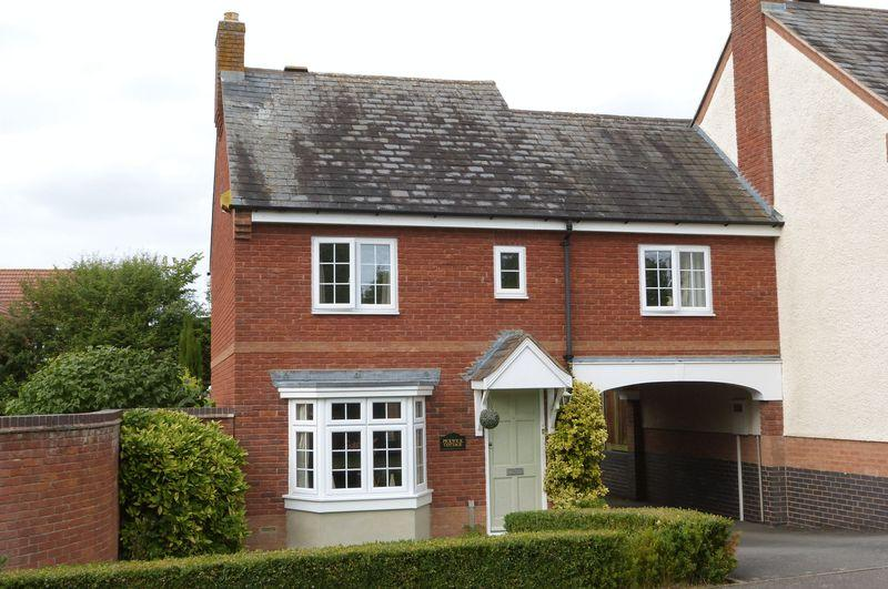 3 Bedrooms Semi Detached House for sale in Garfield Park, Great Glen Leicestershire
