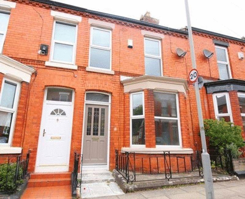 3 Bedrooms Terraced House for sale in Hollybank Road, Mossley Hill