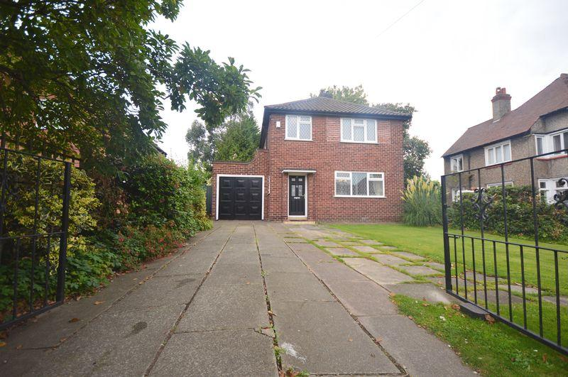 3 Bedrooms Detached House for sale in Higher Road, Halewood