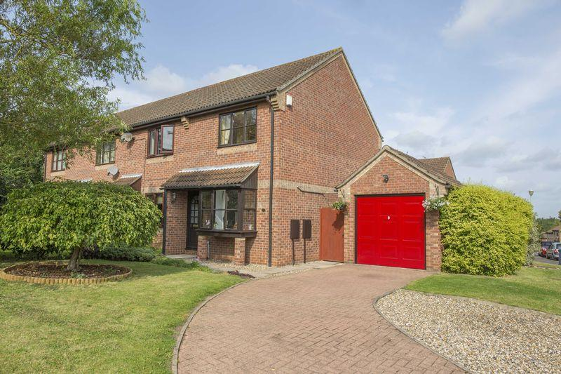 2 Bedrooms End Of Terrace House for sale in Codling Road, Bury St. Edmunds