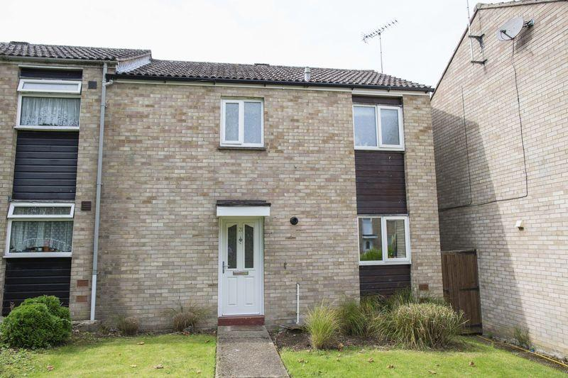 2 Bedrooms Terraced House for sale in Samuel Street Walk, Bury St. Edmunds