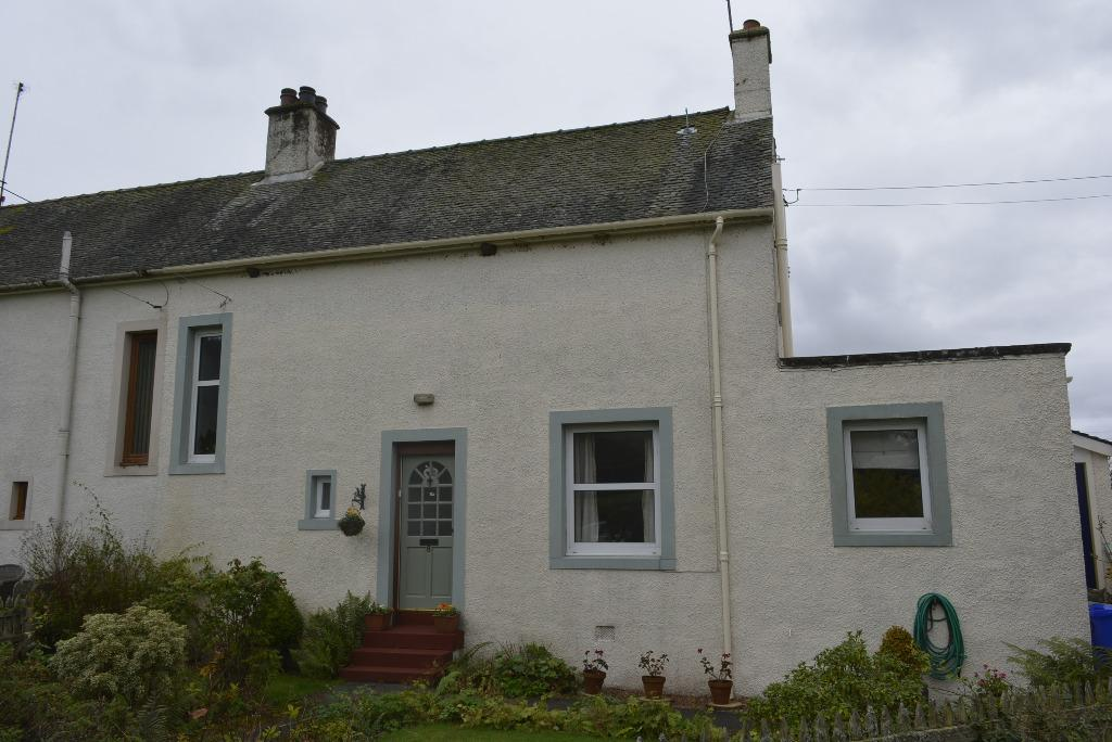 3 Bedrooms Semi Detached House for sale in Braeval, Aberfoyle, Stirling, FK8 3UY