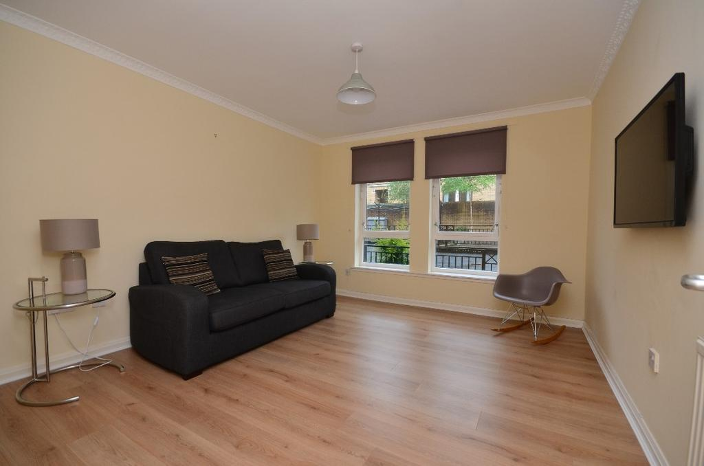 1 Bedroom Flat for sale in Lumsden Street, Flat G/L, Yorkhill, Glasgow, G3 8RG