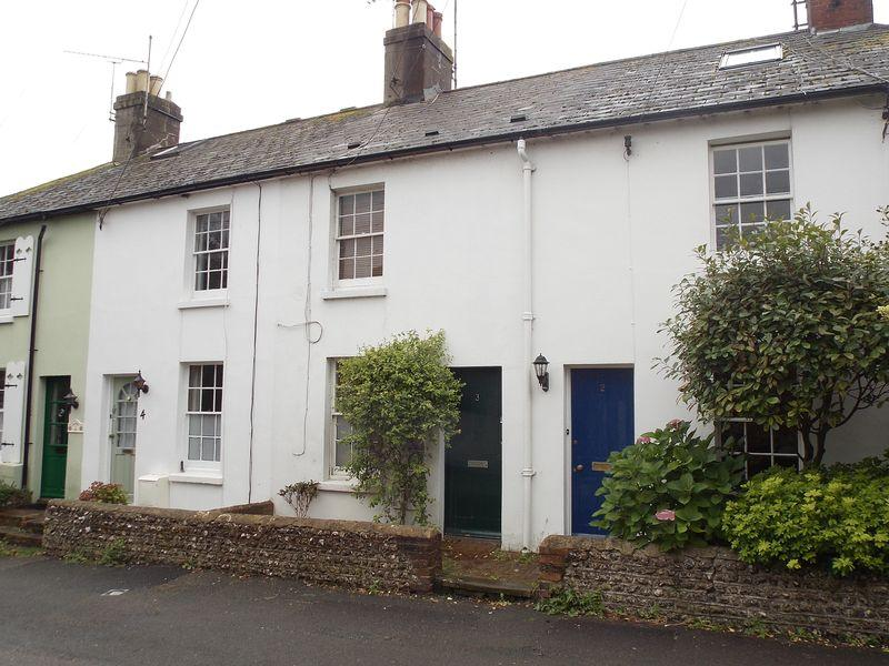 2 Bedrooms Terraced House for sale in Elm Terrace, Steyning