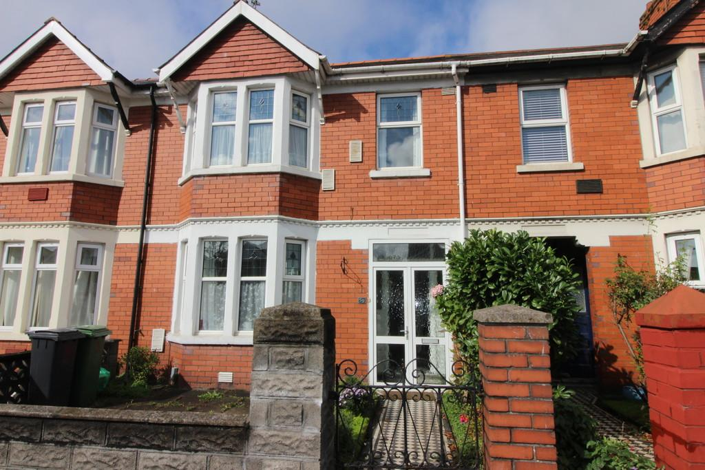 3 Bedrooms Terraced House for sale in Caerphilly Road, Birchgrove