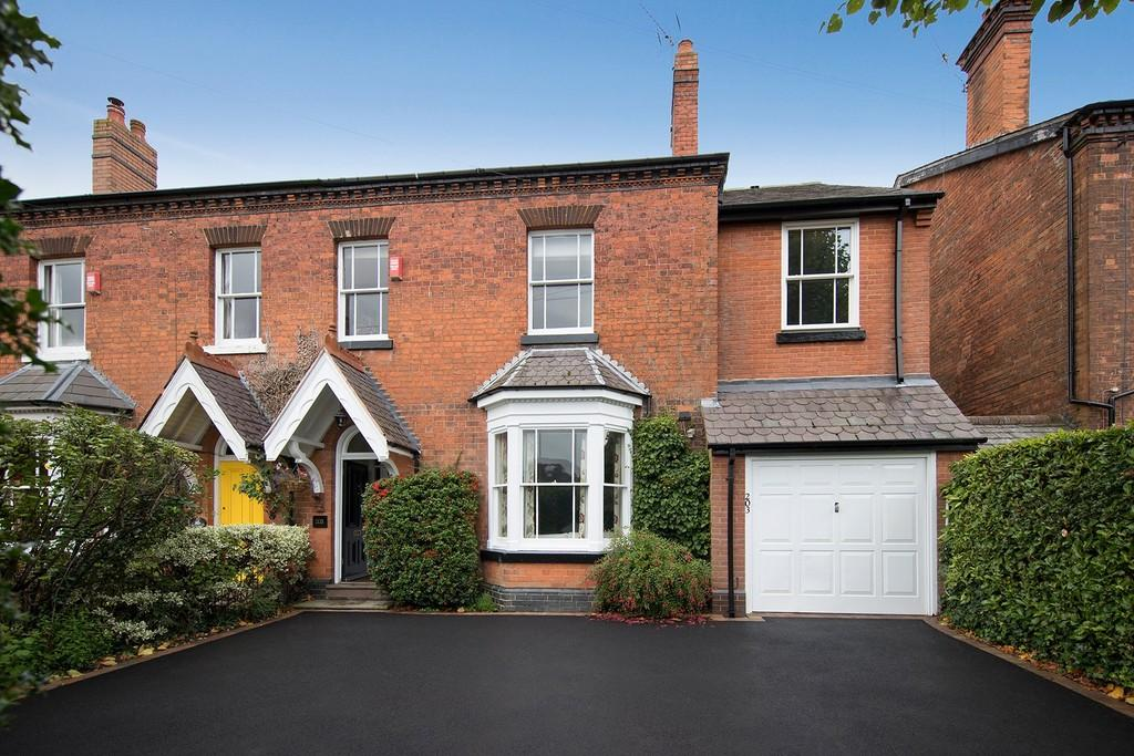 7 Bedrooms Semi Detached House for sale in Station Road, Knowle