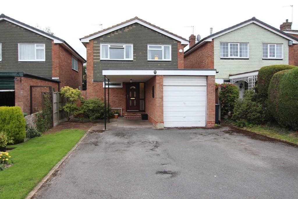 3 Bedrooms Detached House for sale in Cheedon Close, Dorridge