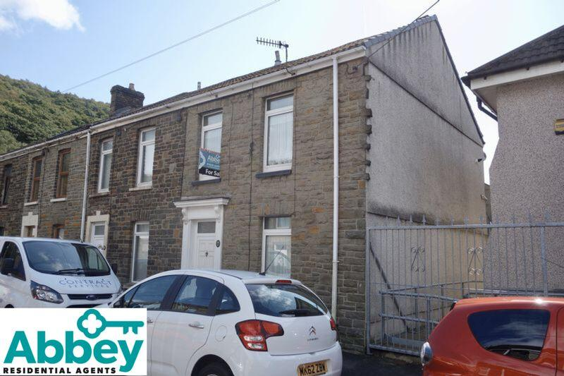 3 Bedrooms End Of Terrace House for sale in Mansel Street, Briton Ferry, Neath, SA11 2PD