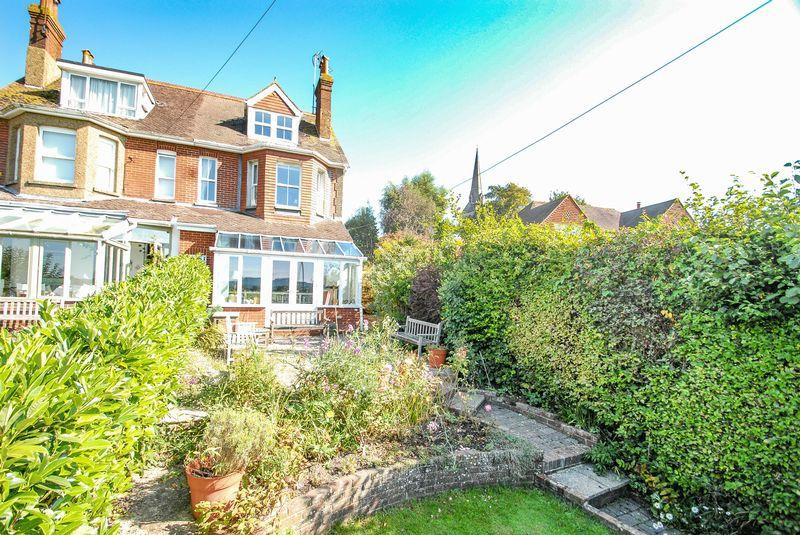 5 Bedrooms Semi Detached House for sale in Church Fields, Hurstpierpoint