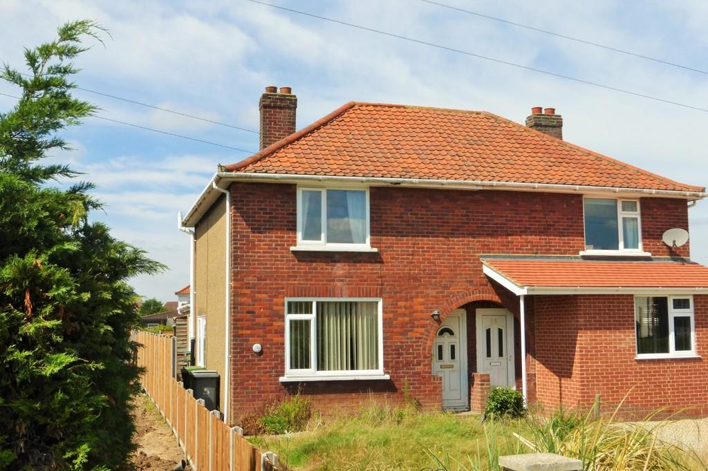 3 Bedrooms Semi Detached House for sale in Sprowston