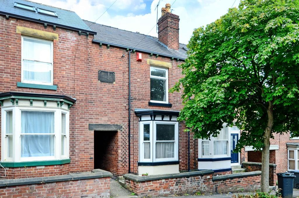 3 Bedrooms Terraced House for sale in Duncombe Street, Walkley