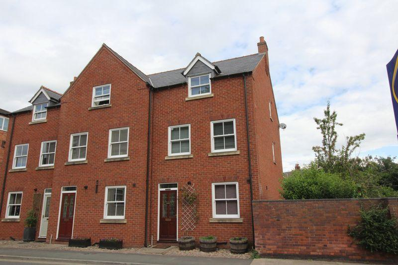 3 Bedrooms End Of Terrace House for sale in Watergate Street, Ellesmere