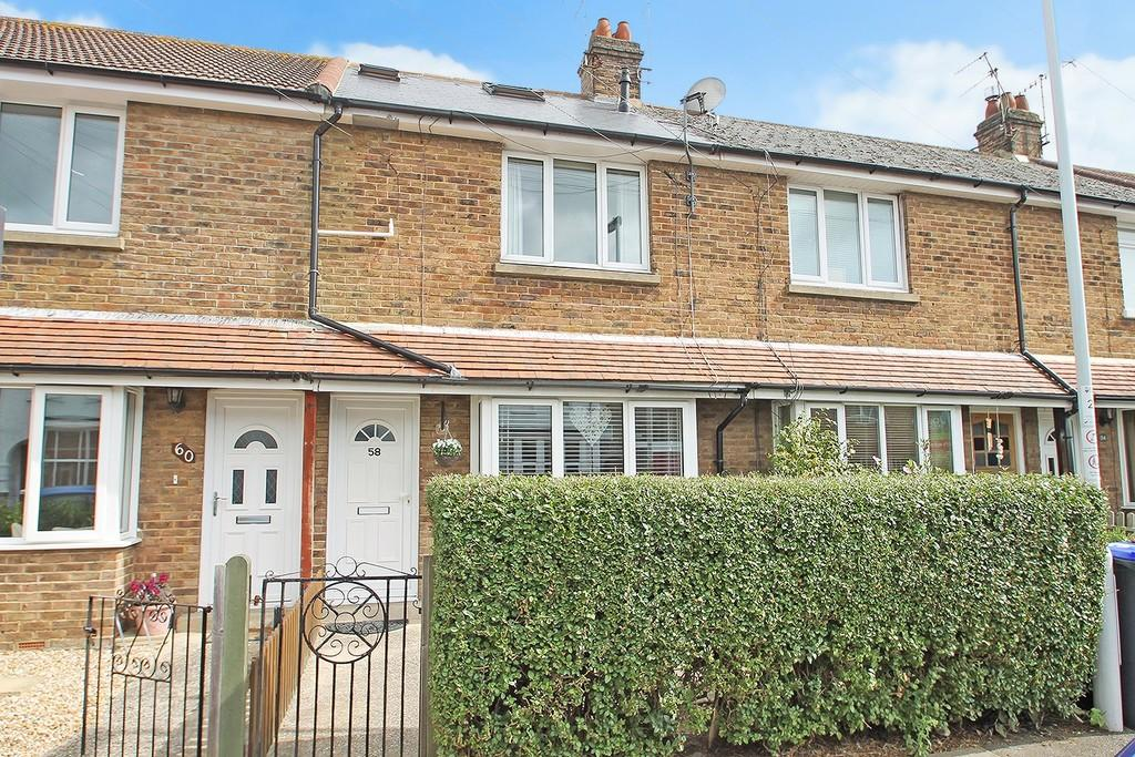 3 Bedrooms Terraced House for sale in St. Anselms Road, Worthing BN14 7EN