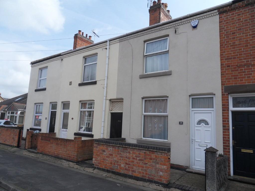 2 Bedrooms Terraced House for sale in Brisco Avenue, Loughborough
