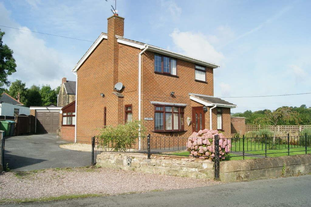 3 Bedrooms Detached House for sale in Heol Offa, Coedpoeth