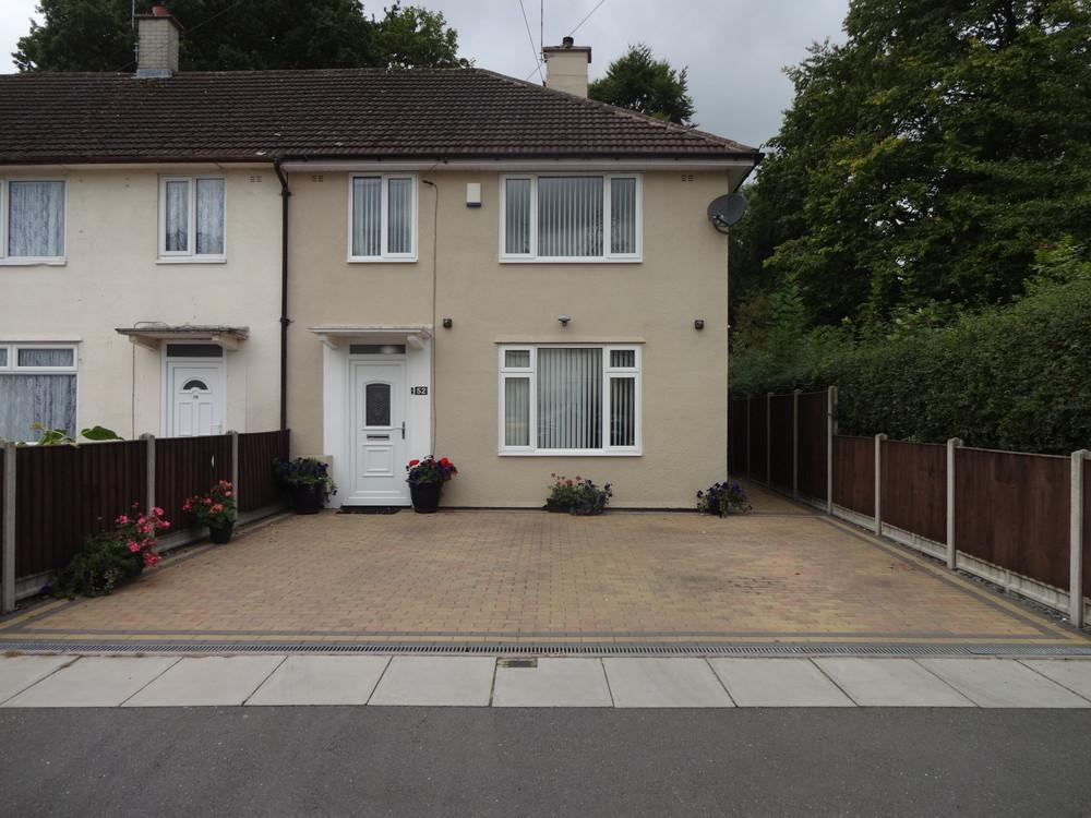 3 Bedrooms End Of Terrace House for sale in Cordery Road, Leicester, Leicestershire