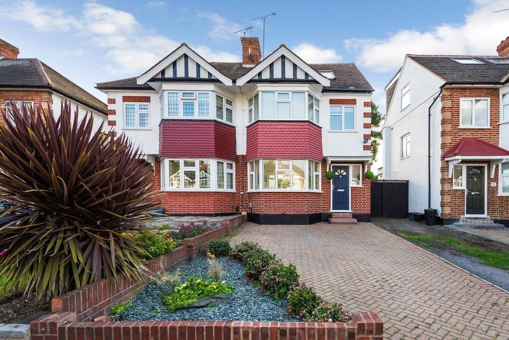 4 Bedrooms Semi Detached House for sale in Lorne Gardens, Wanstead
