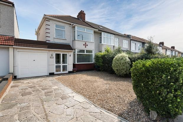 3 Bedrooms Semi Detached House for sale in Brampton Road, Bexleyheath, DA7