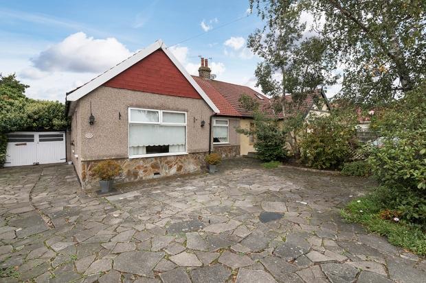 3 Bedrooms Bungalow for sale in Pickford Lane, Bexleyheath, DA7