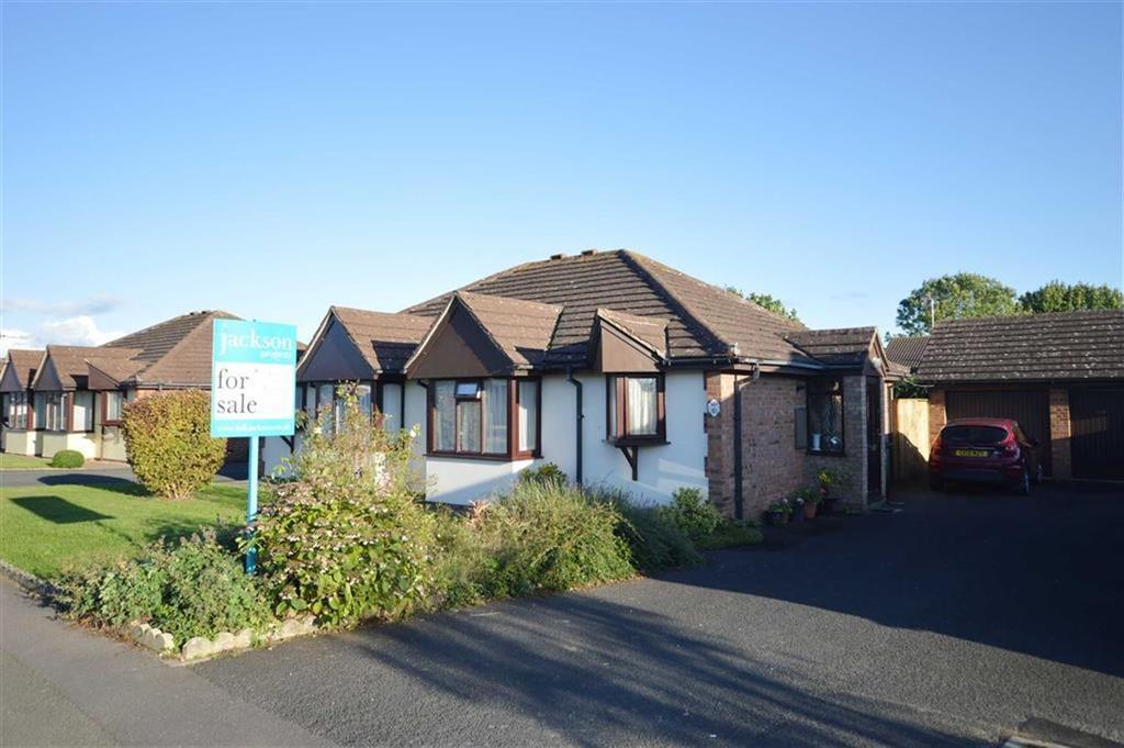 2 Bedrooms Semi Detached Bungalow for sale in 263, Buckfield Road, Leominster, HR6