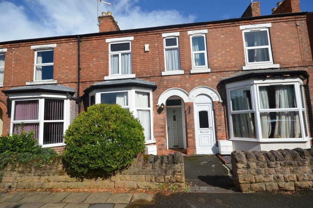 2 Bedrooms Terraced House for rent in Byron Road, West Bridgford