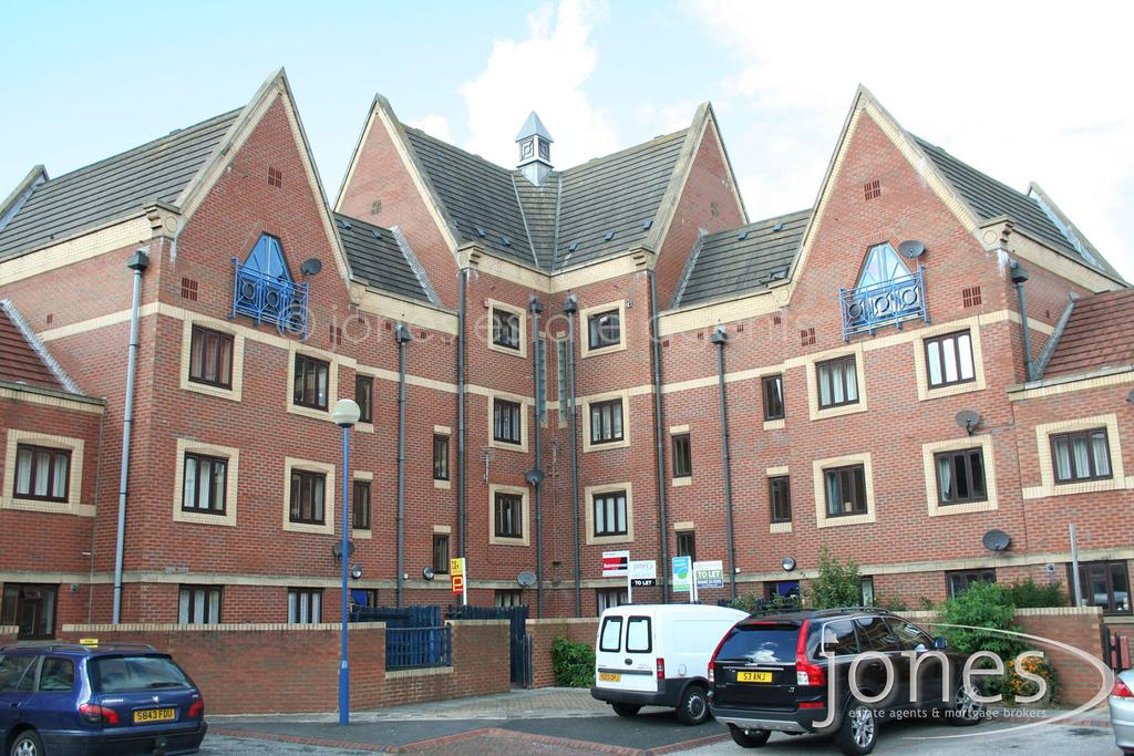 2 Bedrooms Apartment Flat for sale in Anchorage Mews Thornaby Stockton on Tees TS17 6BG