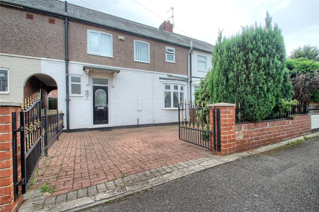 3 Bedrooms Terraced House for sale in Briar Road, Thornaby