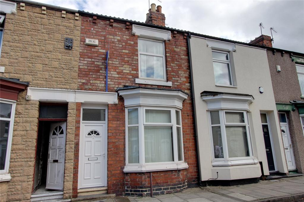2 Bedrooms Terraced House for sale in Tennyson Street, Middlesbrough