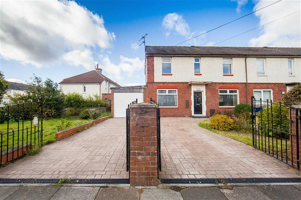 3 Bedrooms Semi Detached House for sale in Scrogg Road, Walker, Newcastle Upon Tyne, NE6