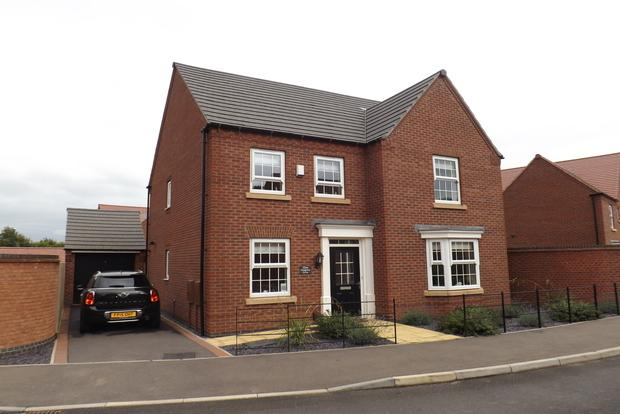 4 Bedrooms Detached House for sale in Houghton Drive, Nottingham, NG8