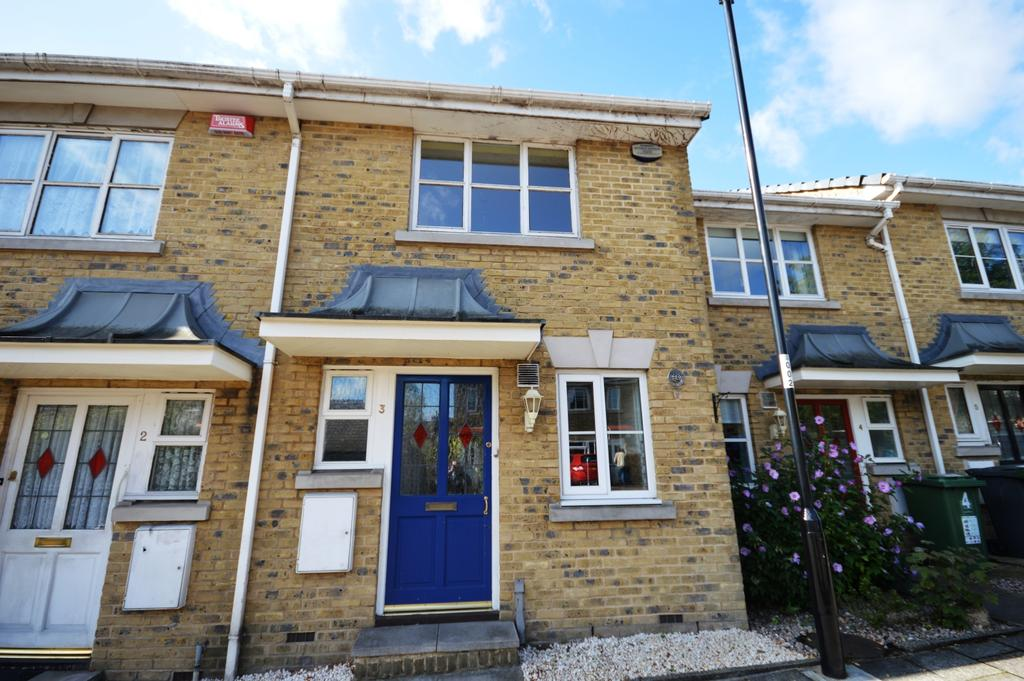 2 Bedrooms Terraced House for sale in Cypress Gardens SE4