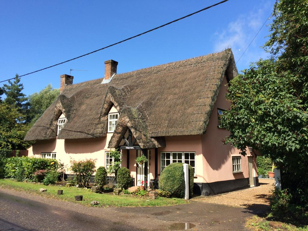 4 Bedrooms Detached House for sale in Hunston, Bury St Edmunds IP31