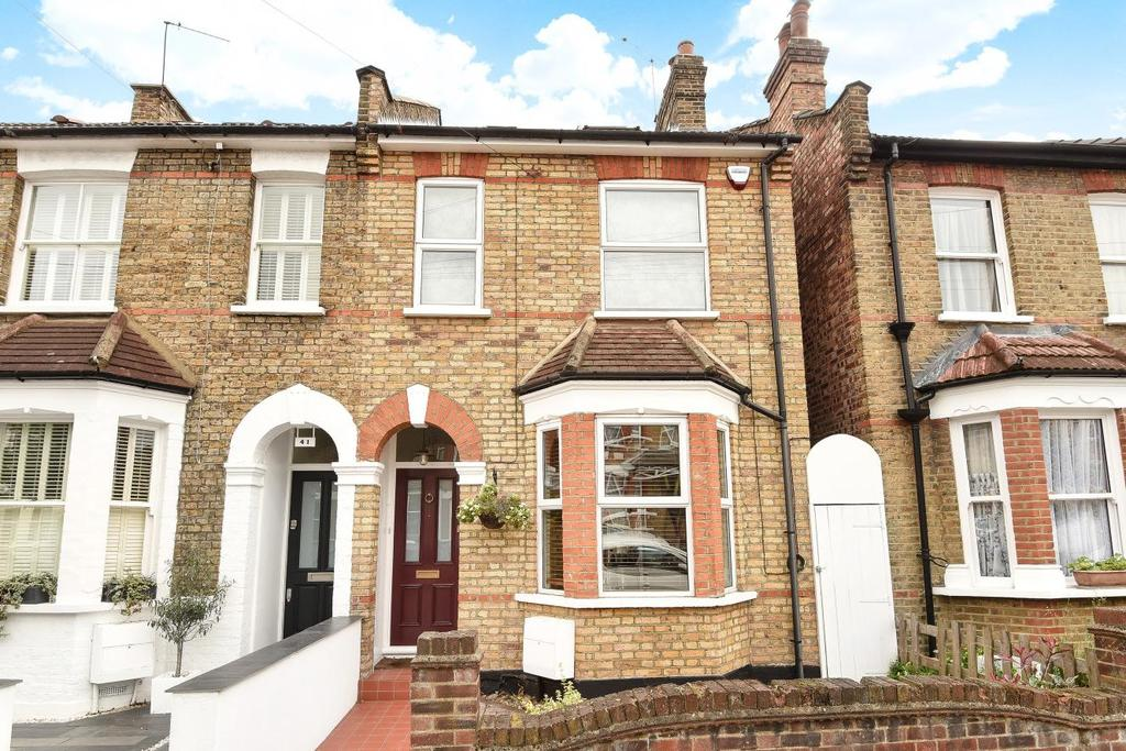 4 Bedrooms Terraced House for sale in Highworth Road, Bounds Green