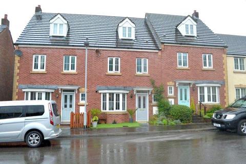 4 bedroom terraced house for sale - Clos San Pedr, Cockett, Swansea