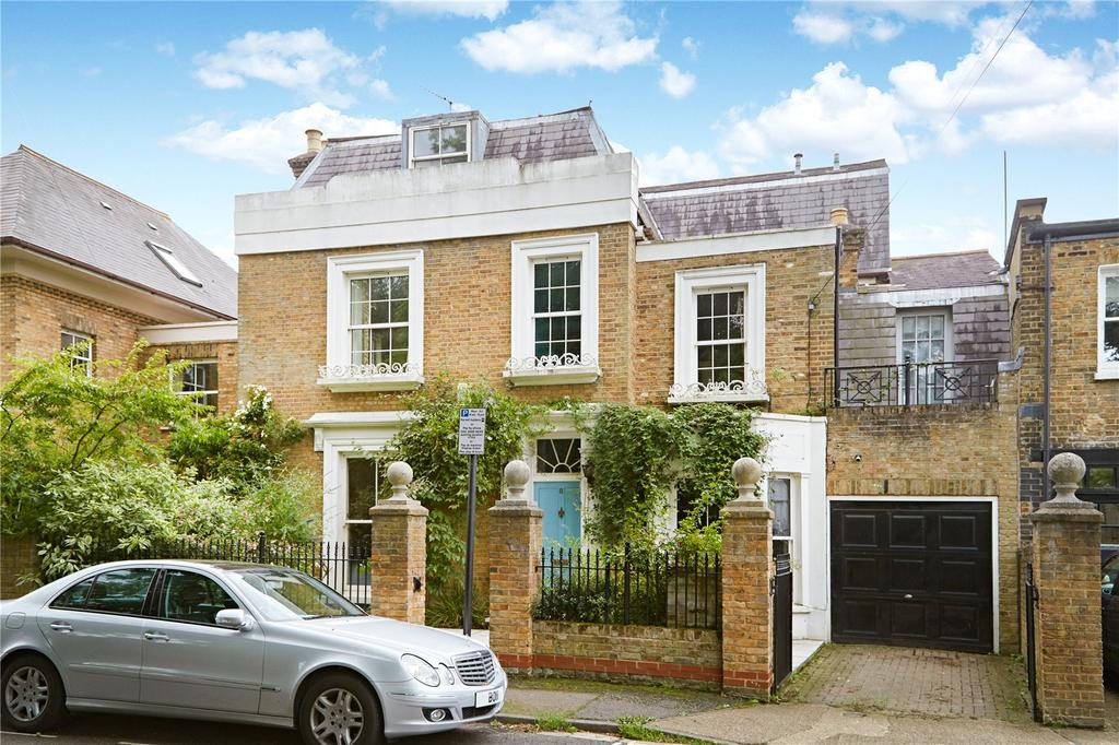 7 Bedrooms Detached House for sale in Ravenscourt Square, Ravenscourt Park, London, W6