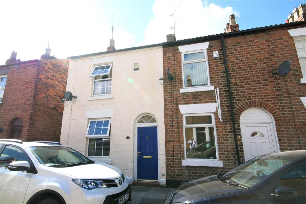 2 Bedrooms End Of Terrace House for sale in Walter Street, Chester, CH1