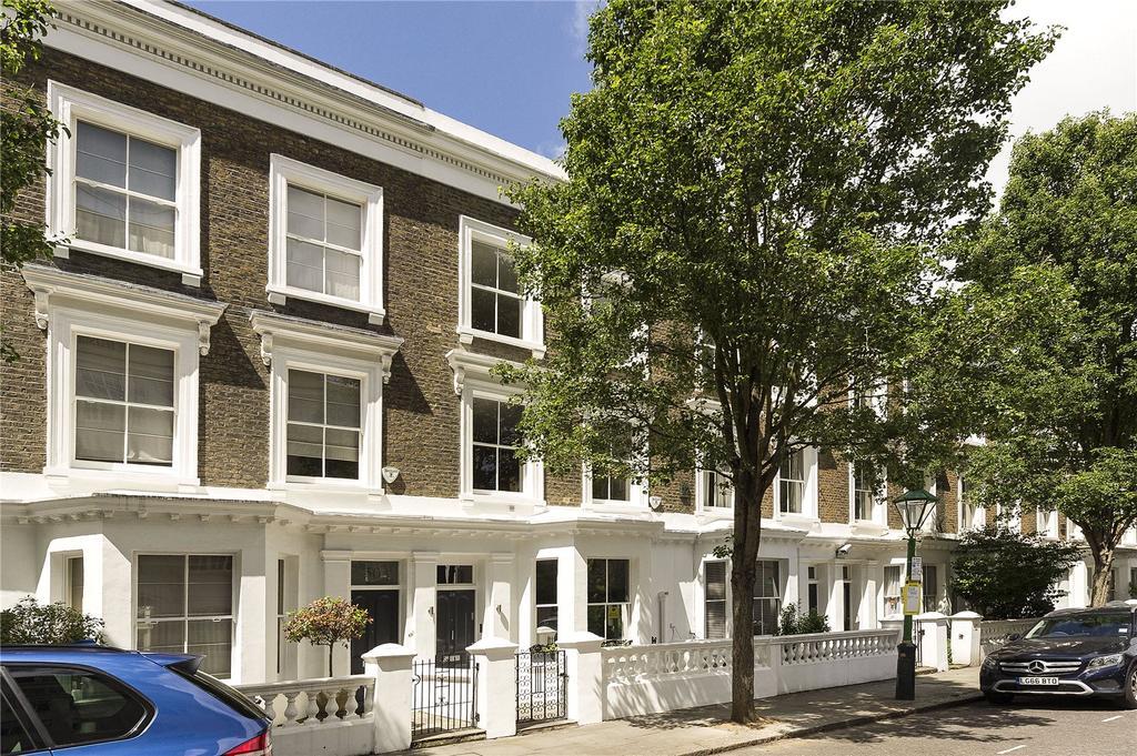 5 Bedrooms Terraced House for sale in Stanford Road, Kensington, London, W8
