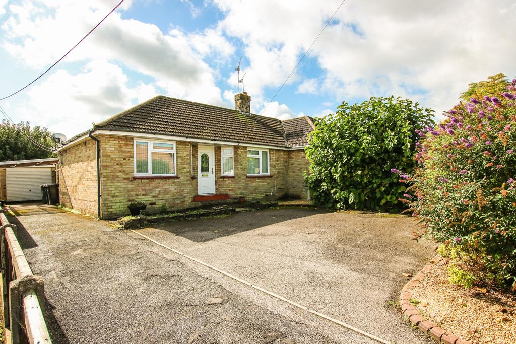 2 Bedrooms Semi Detached Bungalow for sale in West End, Southampton