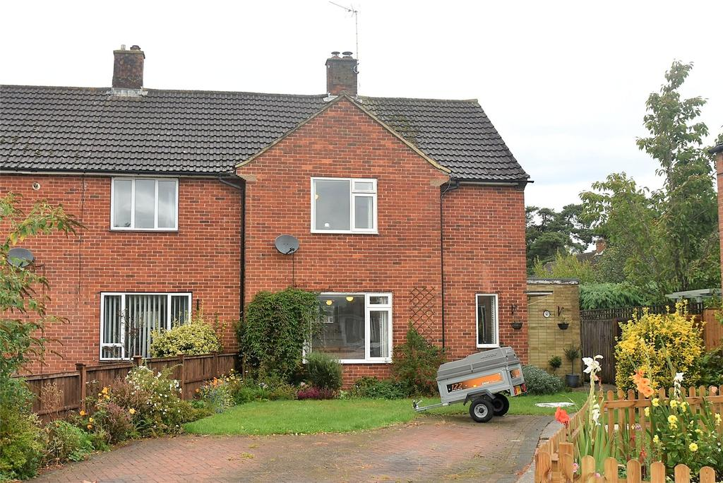 3 Bedrooms End Of Terrace House for sale in Portway, Baughurst, Tadley, Hampshire, RG26