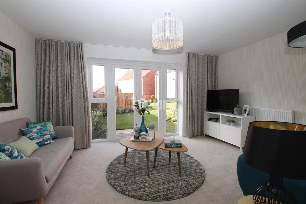 4 Bedrooms Detached House for sale in Plot 046 The Kelmarsh, Saxon Fields