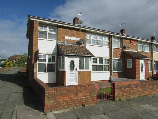 3 Bedrooms Terraced House for sale in TREDEGAR WALK, THROSTON GRANGE, HARTLEPOOL