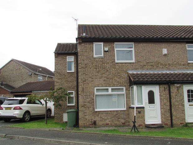 3 Bedrooms Semi Detached House for sale in MILDENHALL CLOSE, FENS, HARTLEPOOL